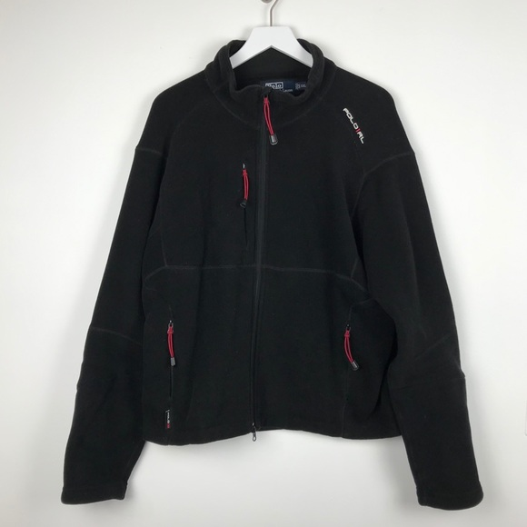 Polo by Ralph Lauren Other - Vintage Polo Ralph Lauren RL Hi Tech Jacket Fleece